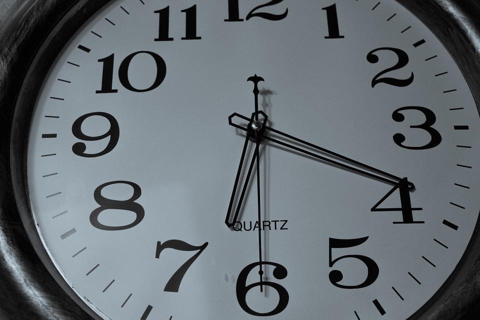 Horarios, conciliación y productividad